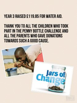 Throwback – Water Aid