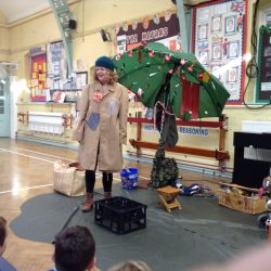Wind in the Willows performance