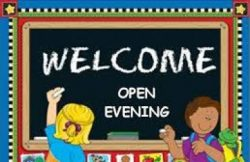 Reception – Open Evening