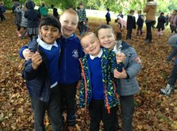 Year 1 Autumn Walk